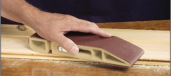 Самая мелкая шкурка для обработки шлифовки